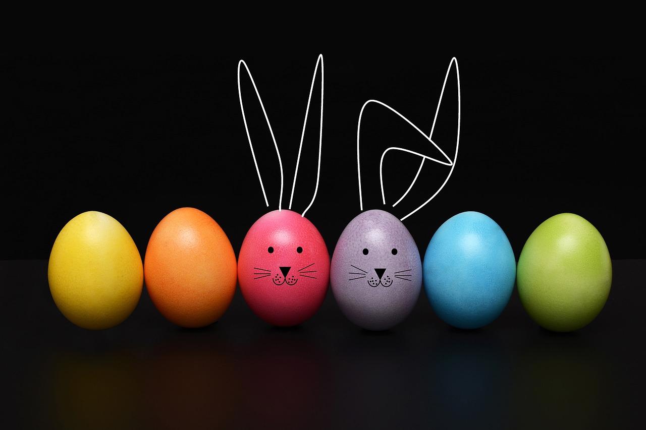 Easter Eggs And Bunny Ears | Premier Energy
