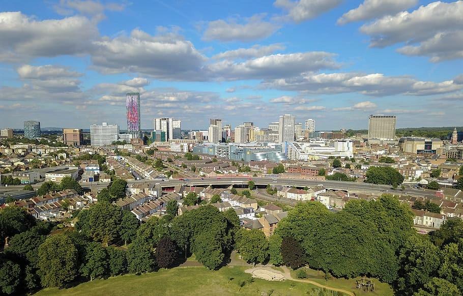 Croydon Skyline | Premier Energy